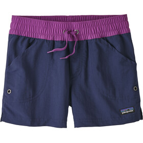 Patagonia Girls Costa Rica Baggies Shorts Classic Navy